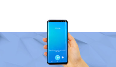 Assistant vocal Bixby sur Samsung Galaxy