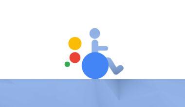 Accessibilité de Google Assistant